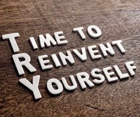 How to Reinvent Yourself in 5 Steps
